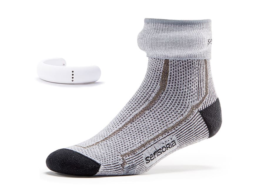 Sensoria Anklet and Socks